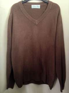 Brown Sweat Shirt (Unisex)