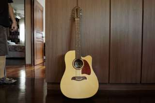 Oscar by Washburn 12 String Guitar