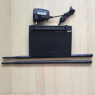 ASUS Router (Model No. RT-N12HP)