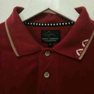 Greg Norman Collection 90s Polo Shirt