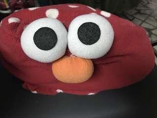 🚚 Elmo 造型披風