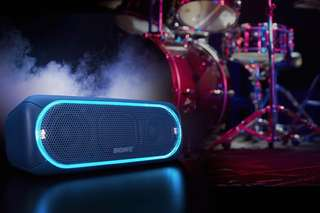 Sony SRS-XB30無線藍牙Bluetooth Speaker喇叭音箱(藍色)