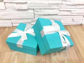 🚚 Tiffany盒子一件(A)