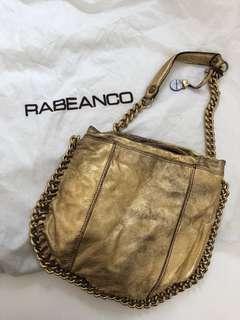 Rabeanco金色皮袋(大小見圖)