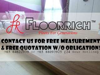 Flooring (Vinyl, Laminate & Timber)