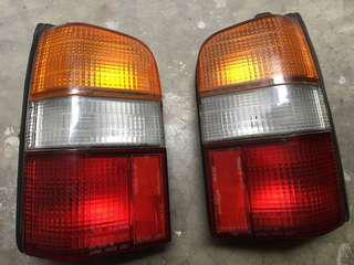 Original koito tailights for corolla wagon