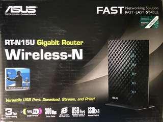 ASUS RT-N15U Wireless-N Gigabit Router