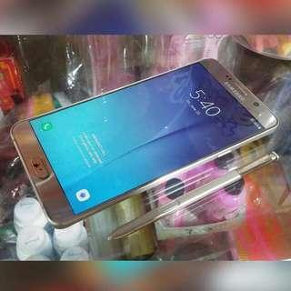 Samsung Galaxy Note 5 KT 32gb 4gb ram SM-N920k Gold Platinum Openline