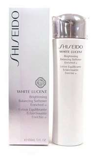 SALES ‼️Shiseido white lucent brightening balancing softener enriched