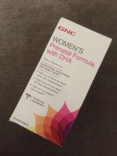 🚚 GNC 孕婦綜合維他命