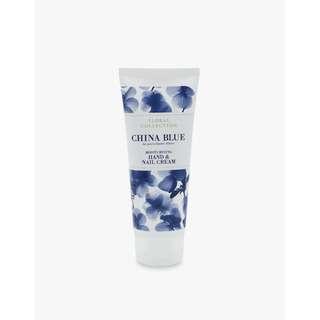 'Marks&Spencer' China Blue Hand Nail Cream