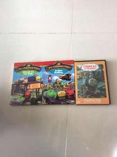 Selling Chugginton / Thomas & Friend DVD