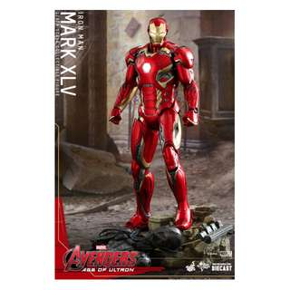 Hot Toys MMS300D11 Age Of Ultron MarkXLV Mark 45 Iron man