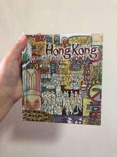 HONG KONG TRAVEL SKETCH BOOK
