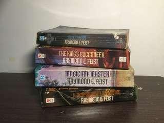 Riftwar Saga Books