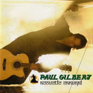 Paul Gilbert ‎– Acoustic Samurai CD