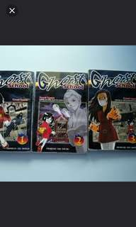 Komik ghost school