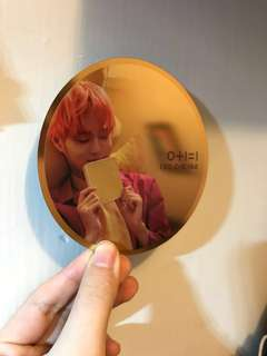 大輝Mirror Card Wanna One