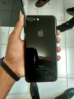 IPhone 7 Plus 128gb Jet Black New CPO Kita Kredit Proses Cepat