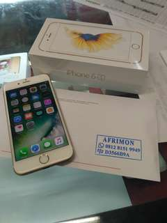 IPhone 6S Plus 32Gb Resmi Ibox Cash/Kredit Tanpa CC