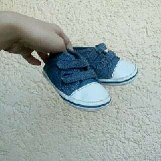 Pitter pat baby shoes