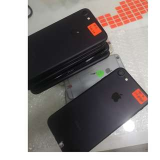 [ WARRANTY BY OUR STORE ] USED IPHONE 7 - 128GB MATTE BLACK