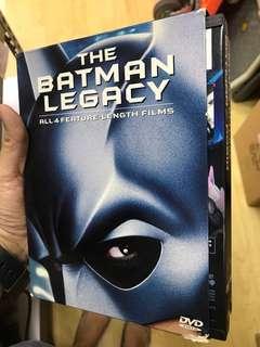 The Batman legacy