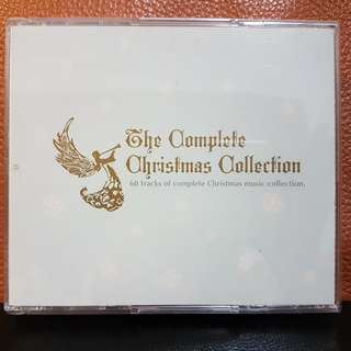 3CD》The Complete Christmas Collection