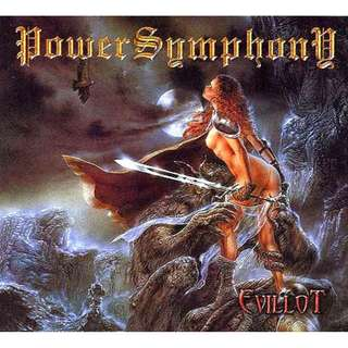 Power Symphony ‎– Evillot CD
