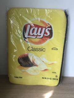 Chic laptop bag/pouch (LAY'S)