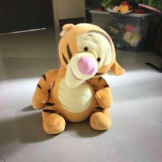 Pooh Bear Family Soft Toys