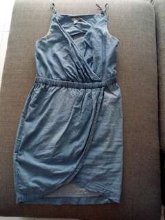 Mango Jeans Dress