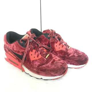 Nike Airmax 90 Anniversary Red Velvet Limited Edition