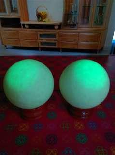 🚚 價錢由你開可以才賣吸光球上面的光點是吸光後的亮度