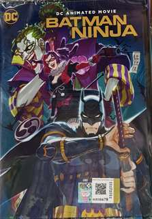 DC : BATMAN NINJA DVD