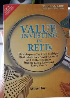 Value Investing in REITs
