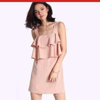 Love Bonito Theora Off Shoulder Dress