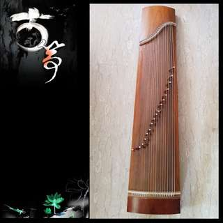 Guzheng Used *Sold as Per attached Pics Condition*