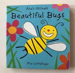 Beautiful bugs board book