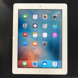 iPad 2 16GB Silver ZP/A