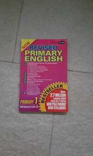 Revised primary English primary 1 textbook