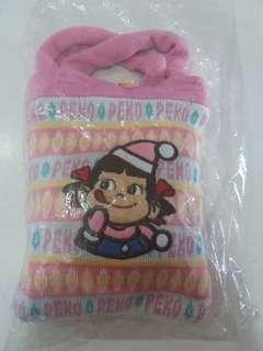 2004年牛奶妹針織袋