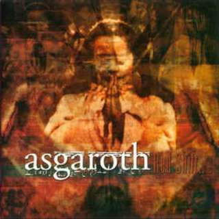Asgaroth ‎– Red Shift CD