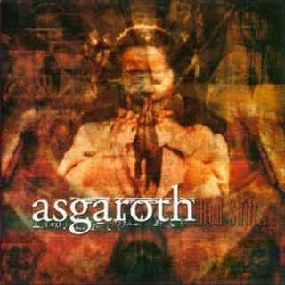 Asgaroth – Red Shift CD