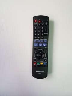 Panasonic DVD/TV Remote Control, Model no: N2QAYB000342