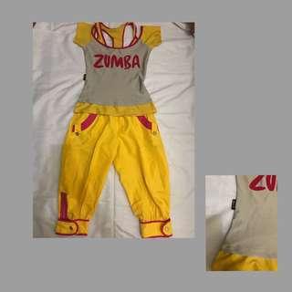 Baju Zumba