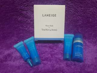 ONHAND Laneige Waterbank Trial Kit