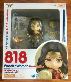 Wonder Woman Nendoroid