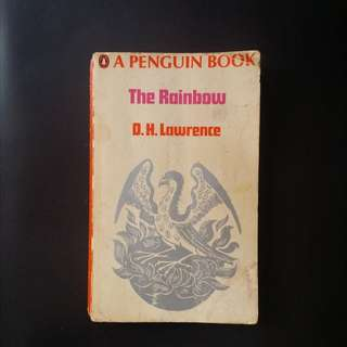 The Rainbow by D.H. Laurence