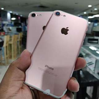 Iphone 7 128gb pre owned set